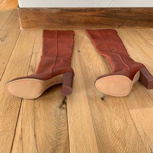 Sam Edelman knee high boots